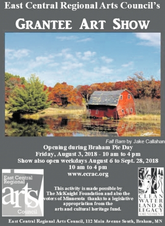 Grantee Art Show