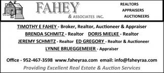 Realtors, Appraisers & Auctioners