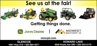 See us at the Fair!