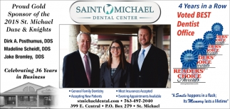 Voted Best Dentist Office