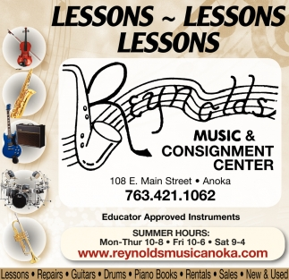 Music & Consignment Center