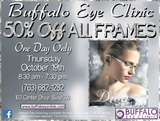 BUFFALO EYE CLINIC
