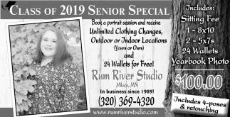 Class of 2019 Senior Special
