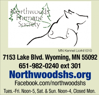 Northwoods Humane Society