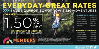 Everyday Great Rates