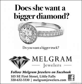 Does She Want a Bigger Diamond?