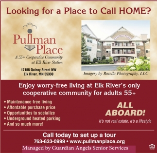 Looking for a Place to Call Home?
