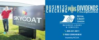 Business Loans & Services