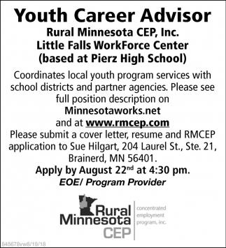 Youth Career Advisor