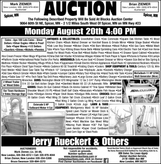 Jerry Rueckert & Others