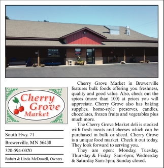 Cherry Grove Market
