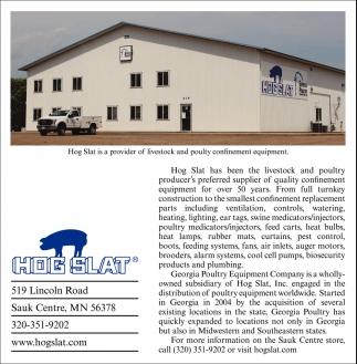 Hog Slat, Hog Slat, Sauk Centre, MN