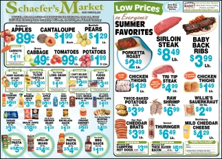 Low Prices on Everyone's Summer Favorites