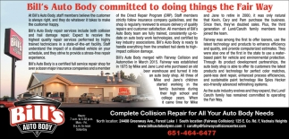 Complete Collision Repair for All Your Auto Body Needs