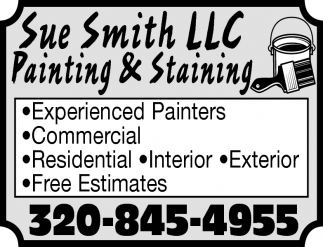Experienced Painters