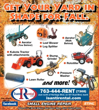 Get Your Yard in Shape for Fall