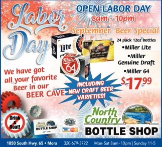 We Have Got All Your Favorite Beer in Our Beer Cave