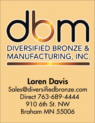 Diversified Bronze & Manufacturing