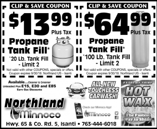 Clip & Save Coupon
