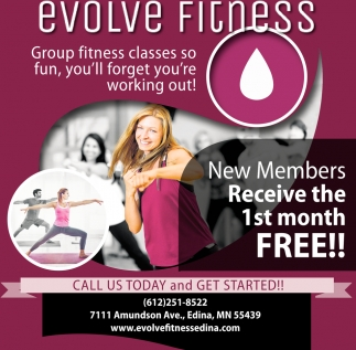 New Members Receive the 1st Month FREE!