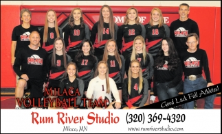 Milaca Volleyball Team