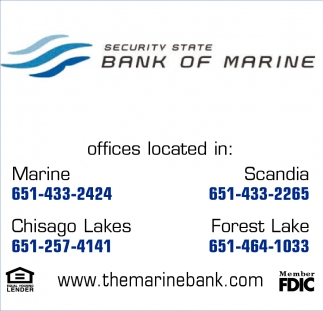 Security State Bank of Marine