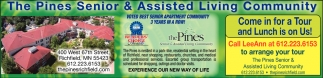 The Pines Senior & Assisted Living Community