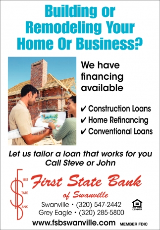 Building or Remodeling Your Home or Business?