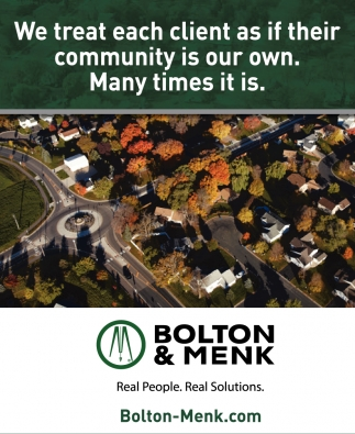 We Treat Each Client as if their Community is Our Own!