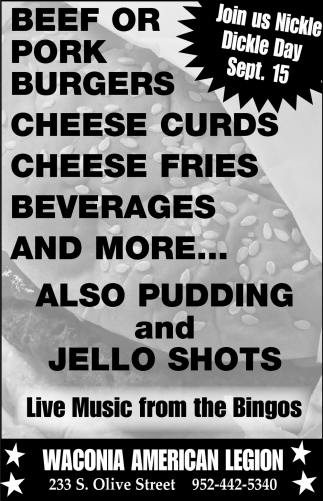 Live Music from the Bingos