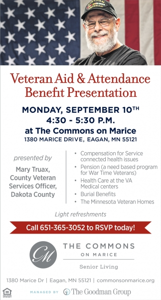 Veteran Aid & Attendance Benefit Presentation