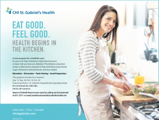 Health Begins in the Kitchen