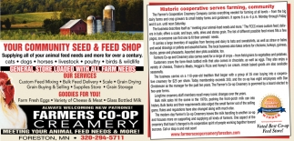 General Store Loaded with All Your Farm Needs and Goodies for You!