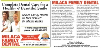 Complete Dental Care for a Healthy & Beautiful Smile