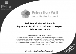 2nd Annual Medical Summit