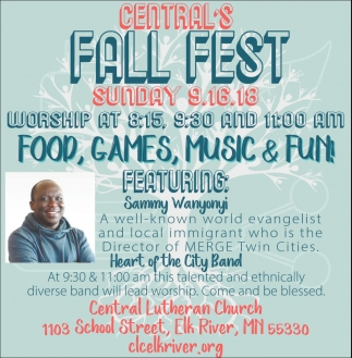 Central's Fall Fest