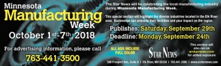 Minnesota Manufacturing Week