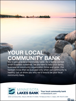 Your Local Community Bank