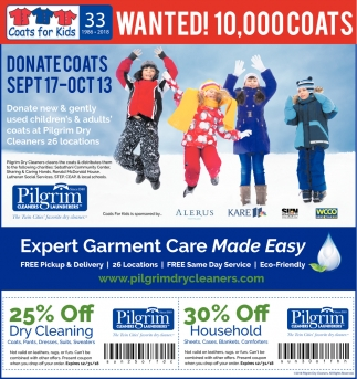 Expert Garment Care Made Easy