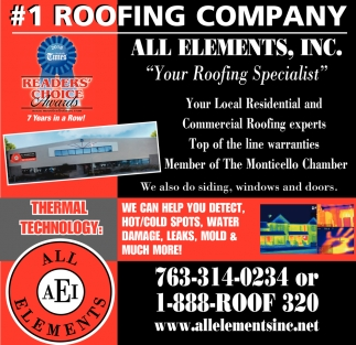#1 Roofing Company