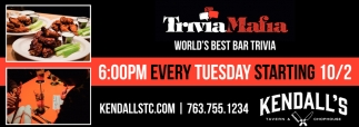 World's Best Bar Trivia
