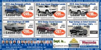 2018 Challenger GT AWD