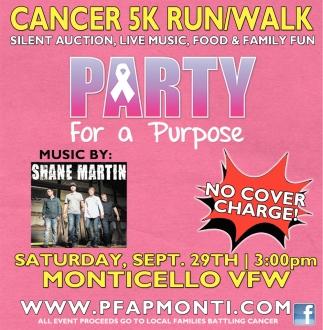 Cancer 5k Run/Walk