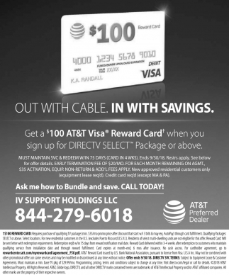 Out with Cable, In with Savings