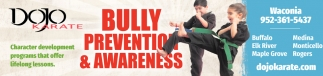 Bully Prevention & Awareness