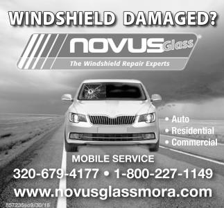 Windshield Damaged?