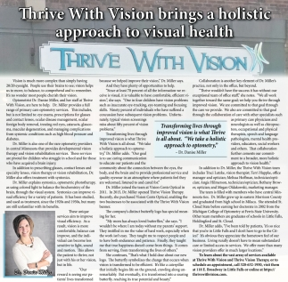 Thrive with Vision Brings a Holistic Approach to Visual Health