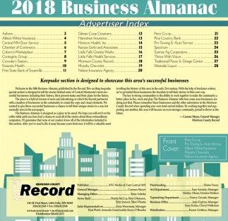 2018 Business Almanac