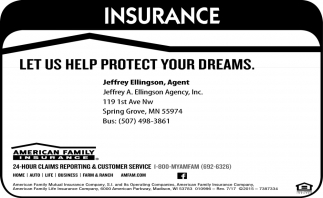 Let us Help Protect Your Dreams