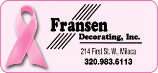 Fransen's Decorating